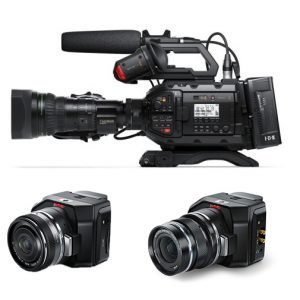 BlackMagic Multi Camera Package