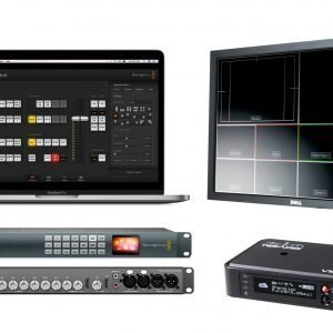 Live Streaming Advanced Package with Hardware Encoding