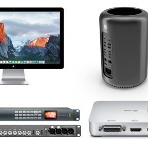 Live Streaming Advanced Package with Software Encoding