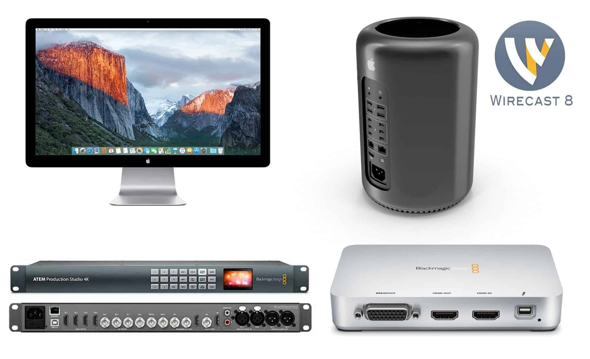 Live Streaming Advanced Package with Software Encoding - Lookout