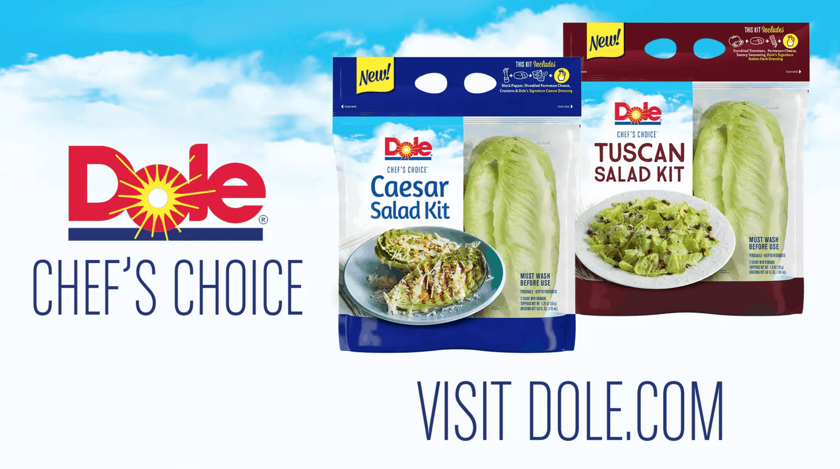 DOLE Video Poster