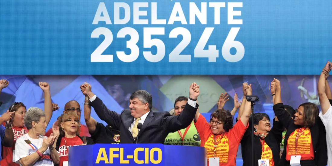 AFL-CIO Video Poster