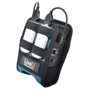 LiveU with modems