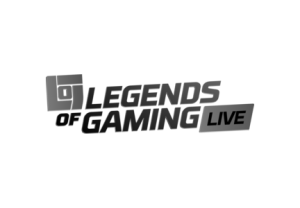 Legends Of Gaming Live Logo