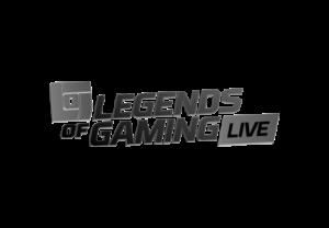 Legends Of Gaming Live Logo